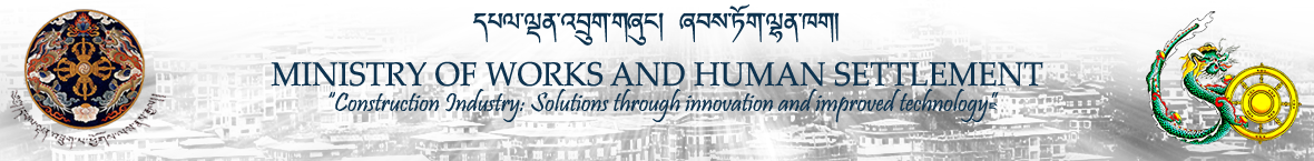 Ministry of Works and Human Settlement
